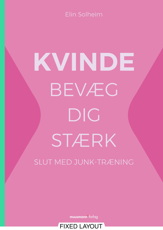 Image of   KVINDE bevæg dig stærk - E-bog