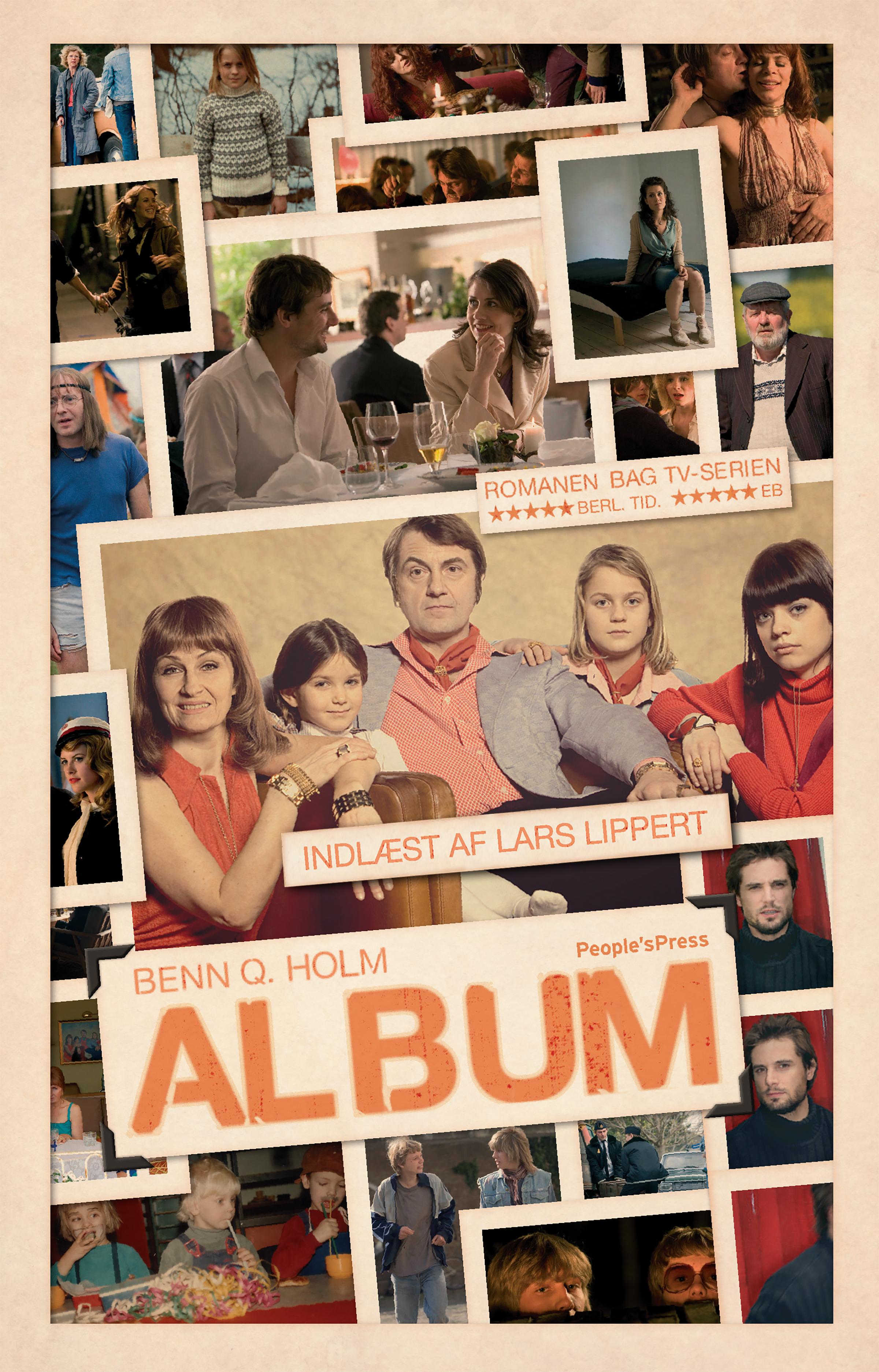 Image of   Album - E-lydbog