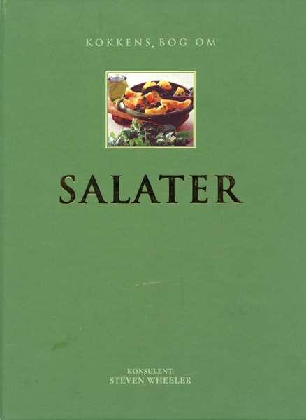 N/A Kokkens bog om salater - e-bog fra bog & mystik