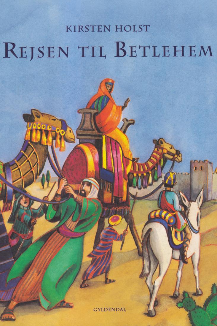 Rejsen til Betlehem - E-bog