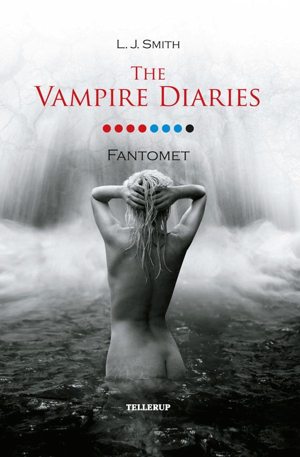 The vampire diaries #8: fantomet - e-lydbog fra N/A på bog & mystik