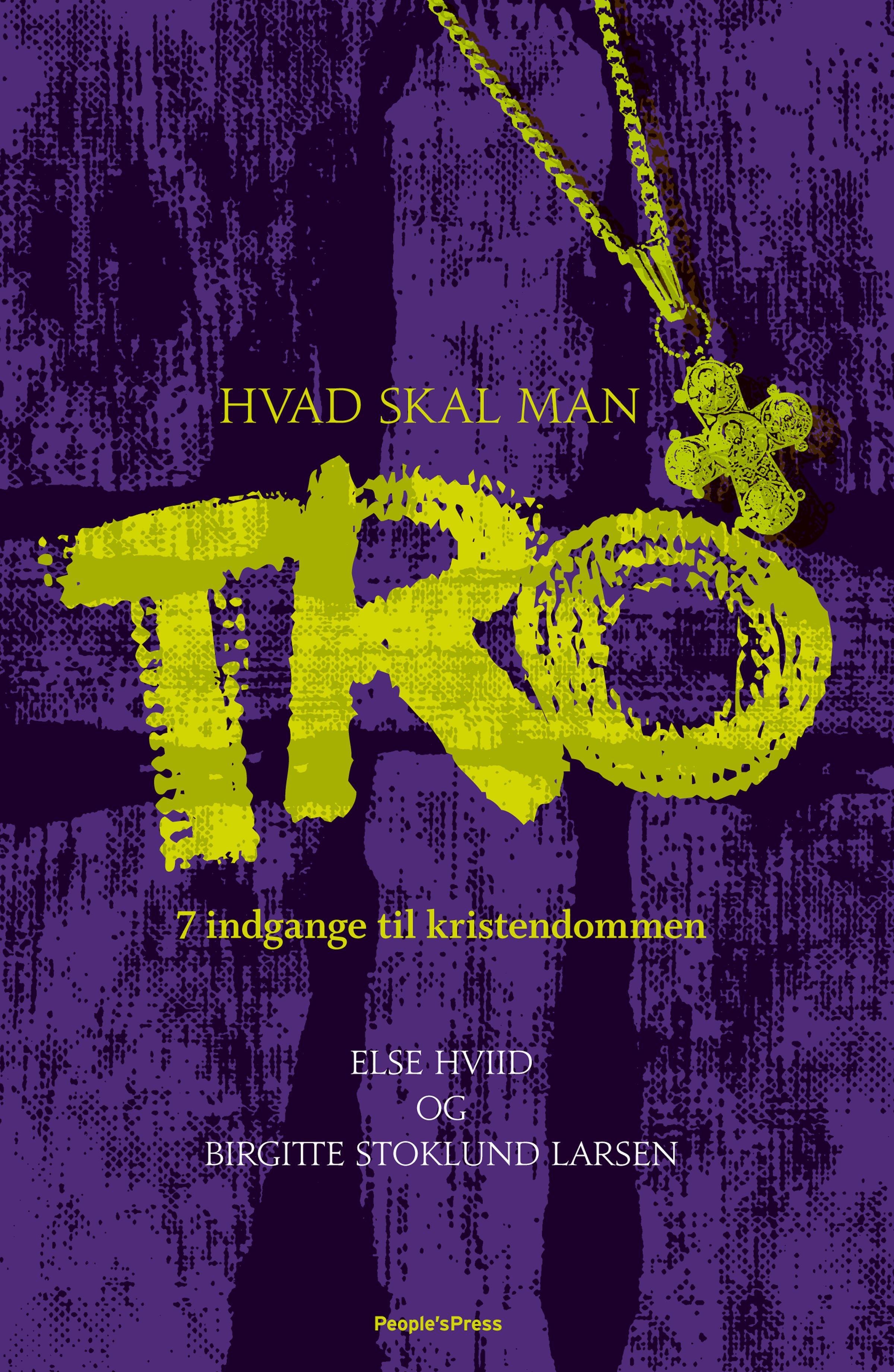 Image of   Hvad skal man tro - E-bog