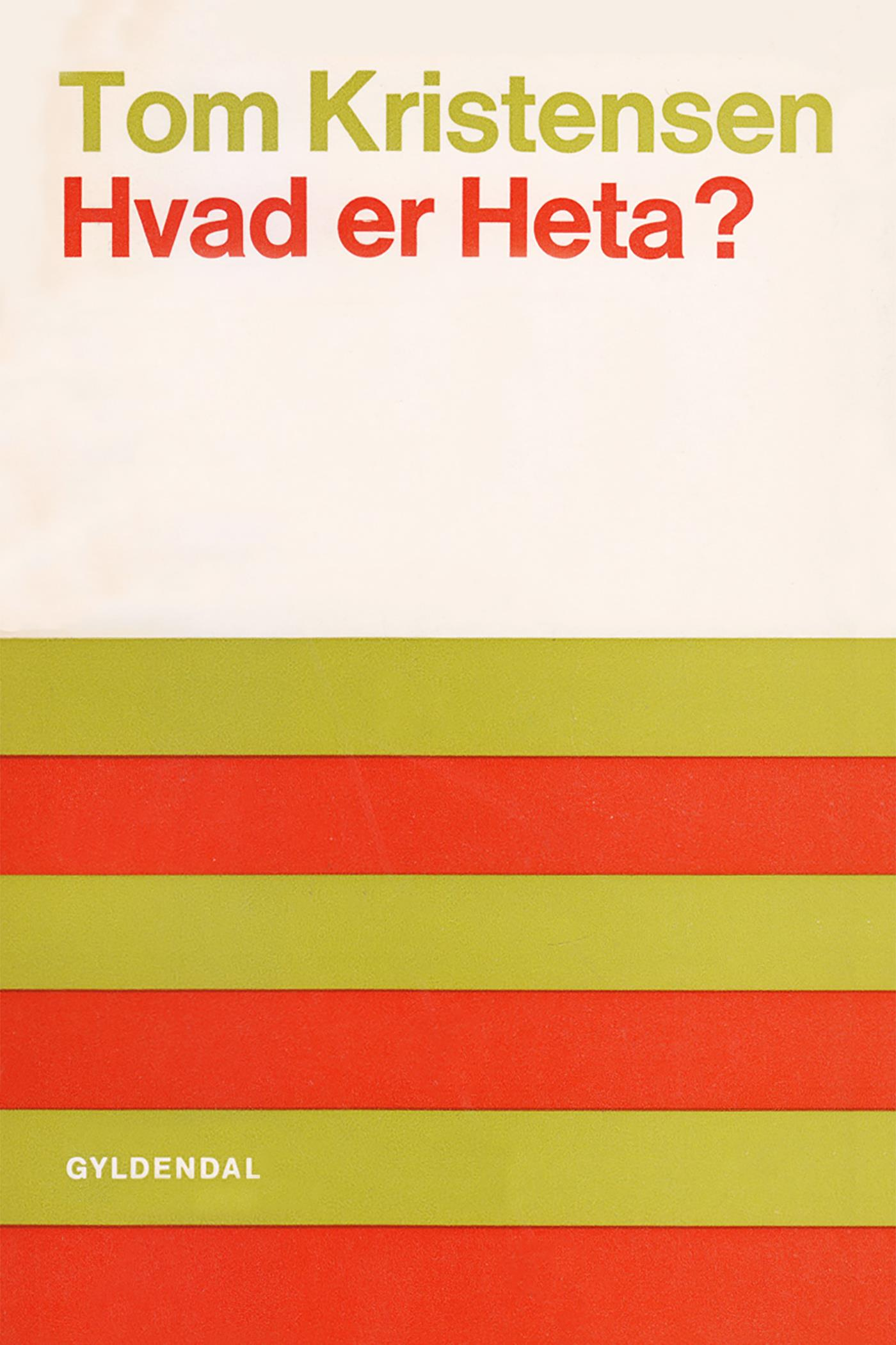 Image of   Hvad er Heta? og andre fortællinger - E-bog