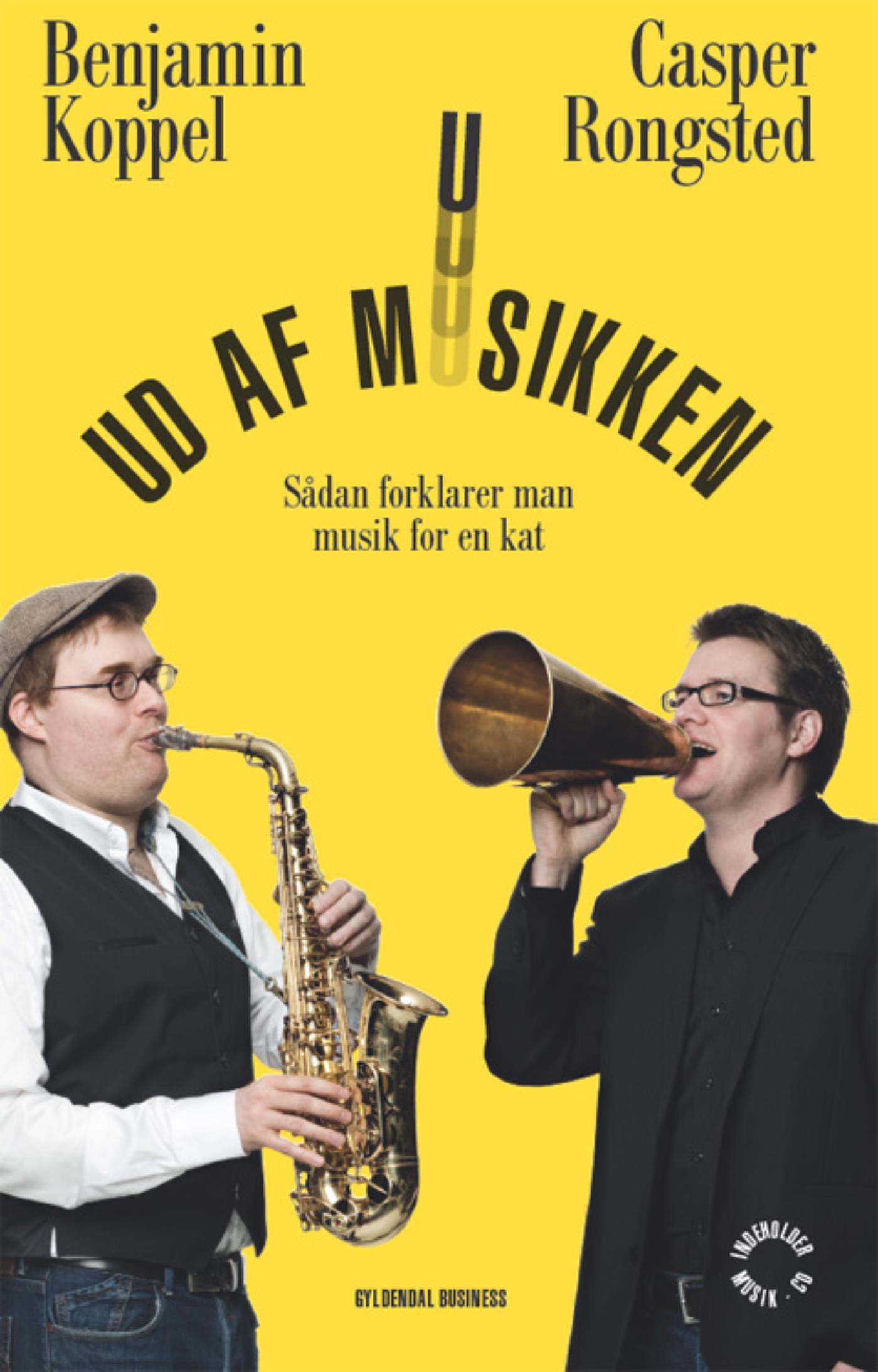 N/A Ud af musikken - e-bog på bog & mystik