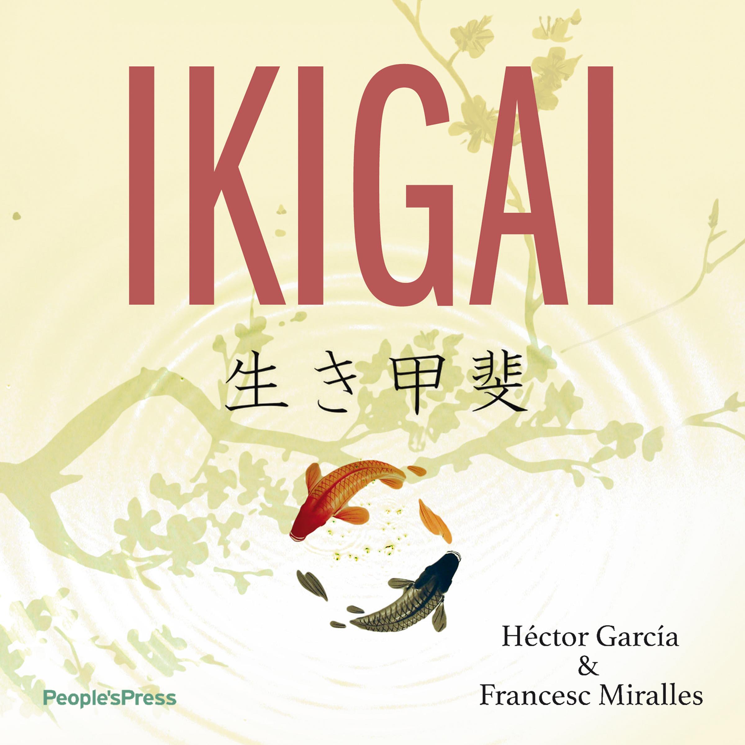 Ikigai - e-lydbog fra N/A på bog & mystik