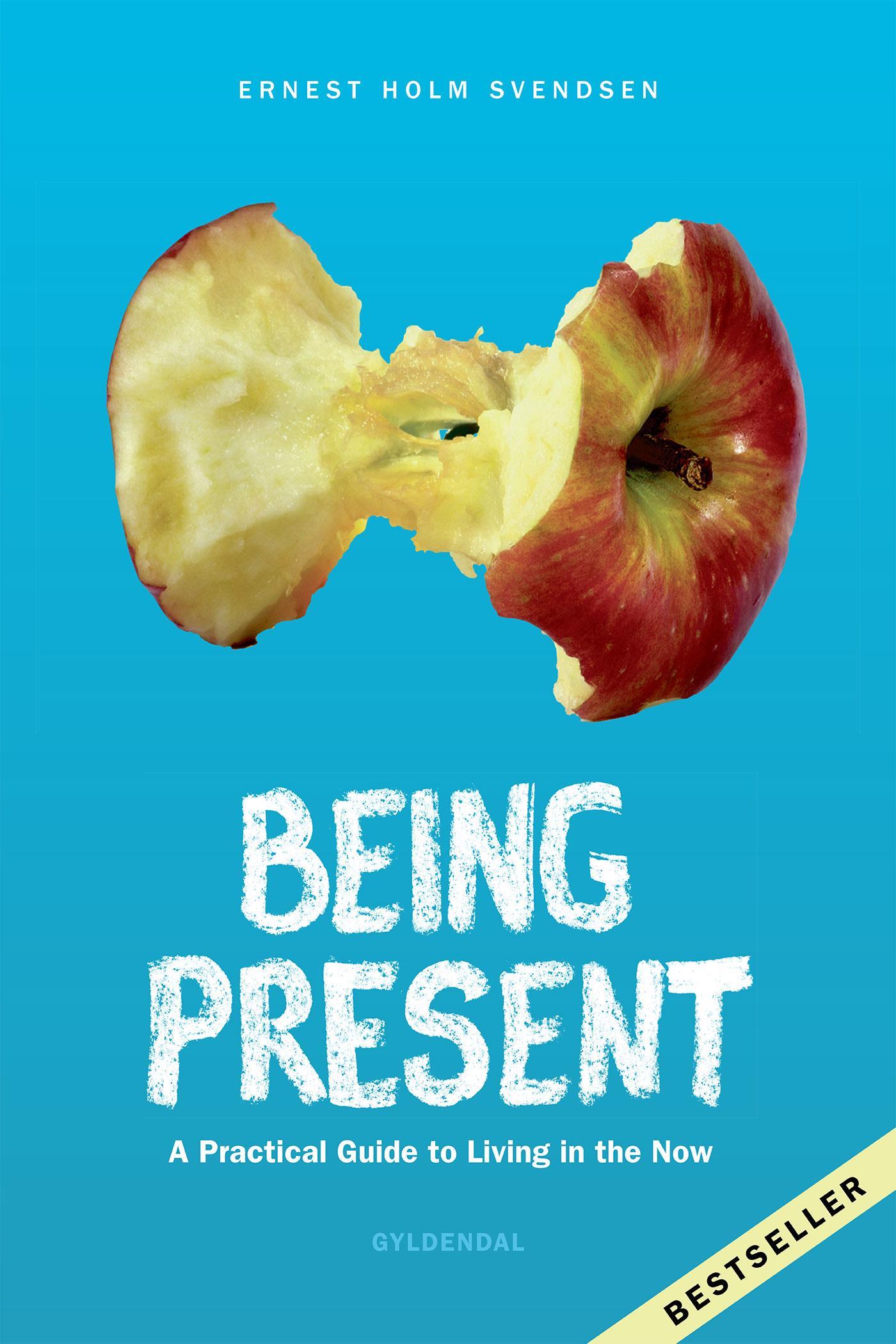 N/A Being present - e-bog fra bog & mystik