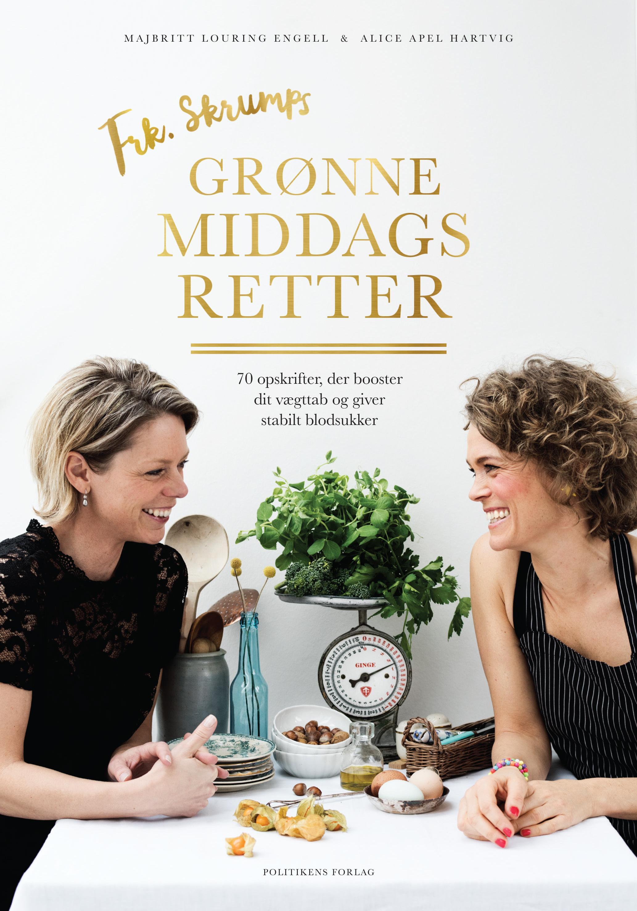Frk. skrumps grønne middagsretter - e-bog fra N/A fra bog & mystik