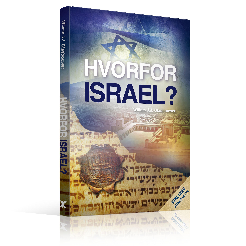 N/A – Hvorfor israel? - e-bog på bog & mystik