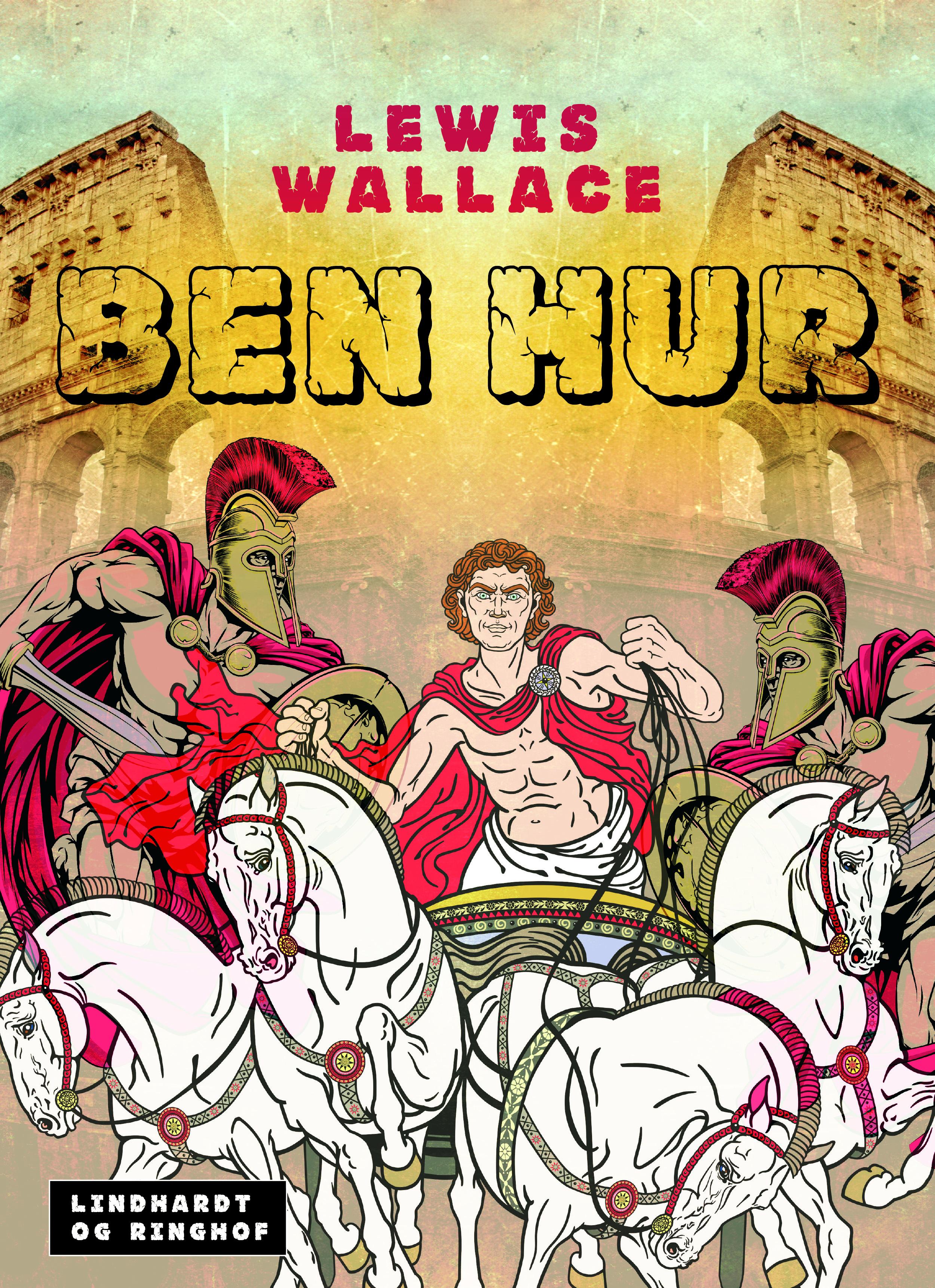 N/A – Ben hur - en fortælling fra kristi tid - e-bog fra bog & mystik