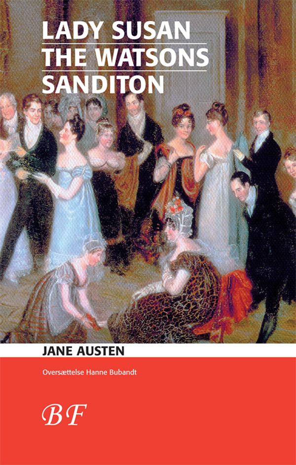 N/A Lady susan * the watsons * sanditon - e-bog fra bog & mystik