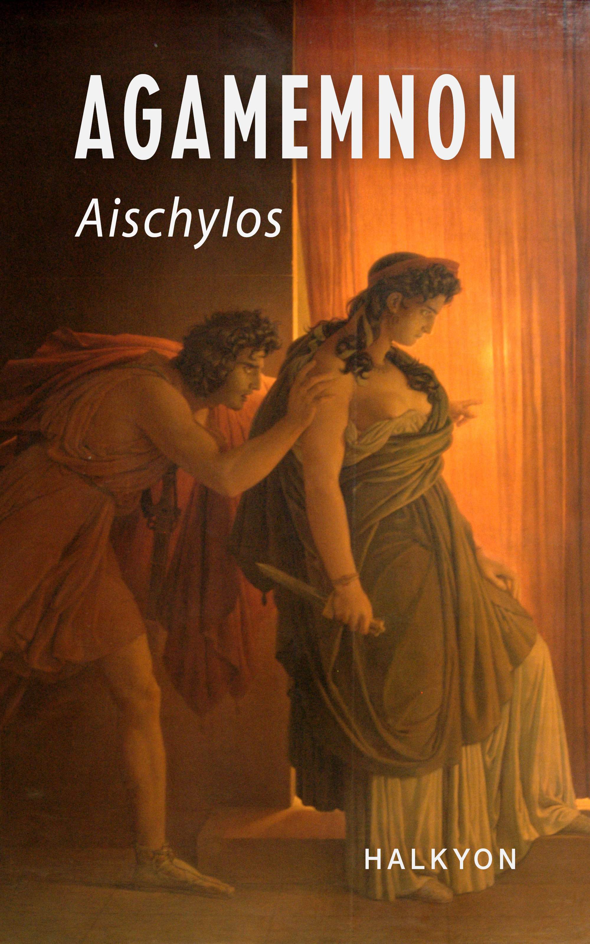 Image of   Agamemnon - E-bog