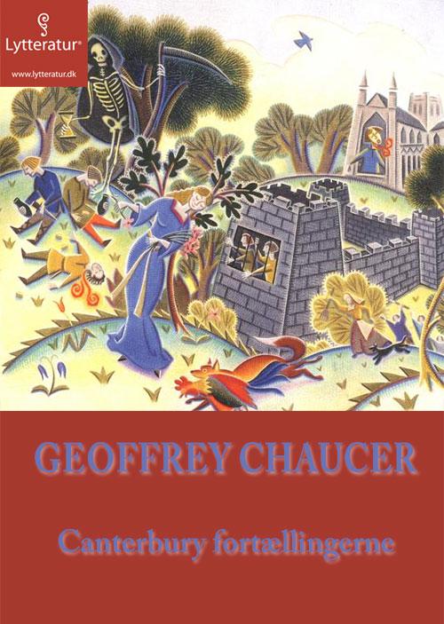 Image of   Canterbury Fortællingerne - E-lydbog