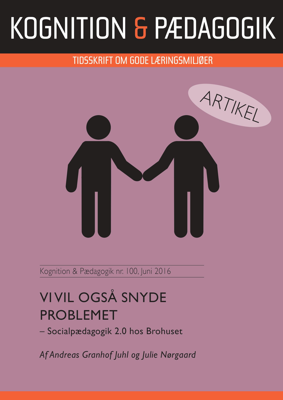 N/A – Vi vil også snyde problemet - e-bog på bog & mystik
