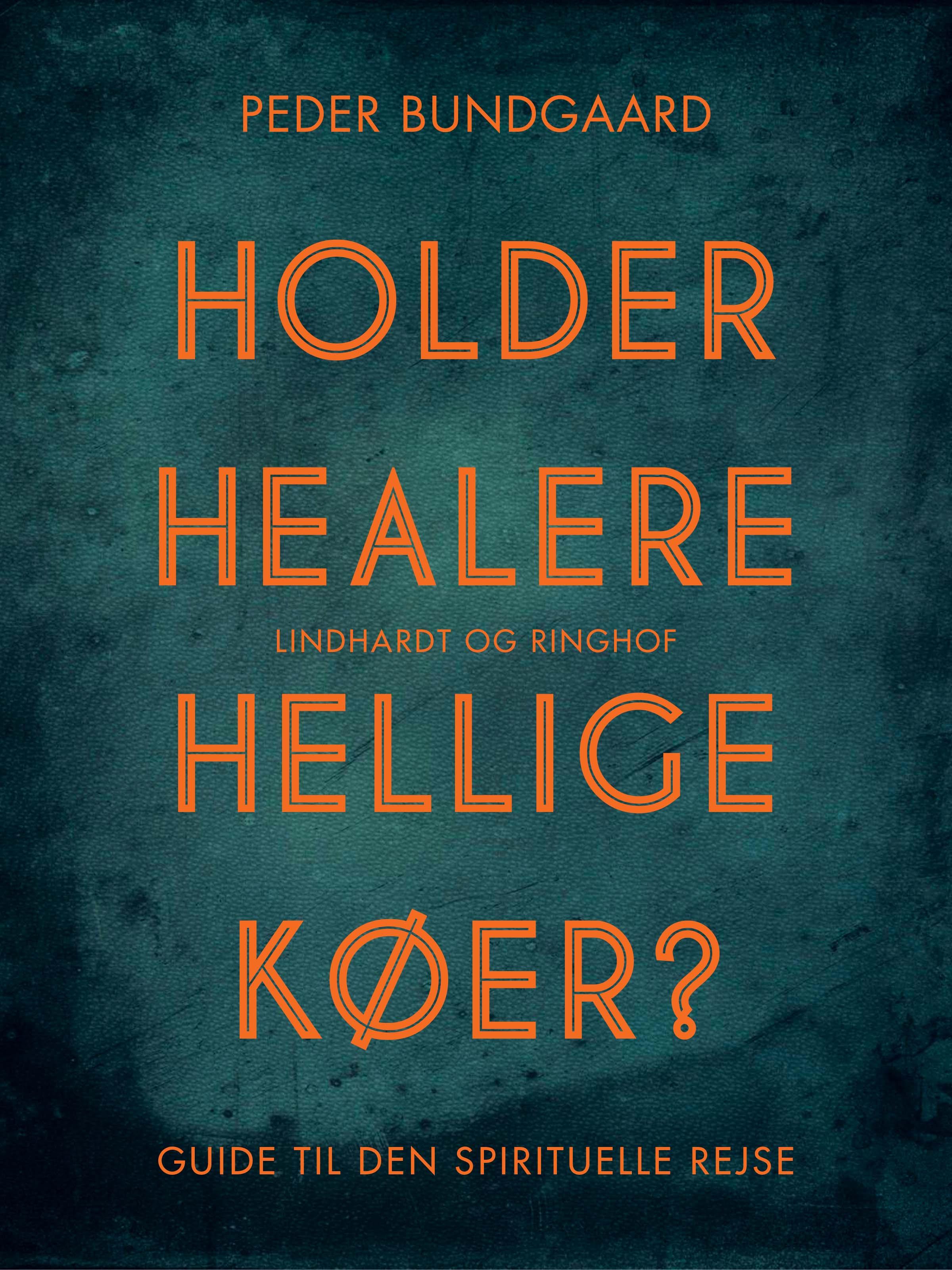 N/A Holder healere hellige køer? guide til den spirituelle rejse - e-bog på bog & mystik
