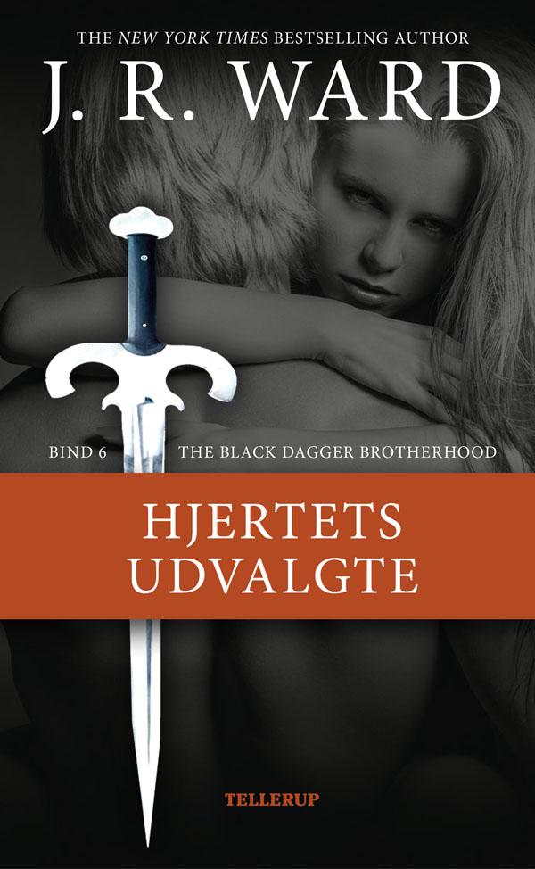 N/A The black dagger brotherhood #6: hjertets udvalgte - e-bog på bog & mystik