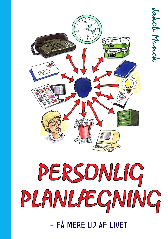 N/A – Personlig planlægning - e-bog på bog & mystik