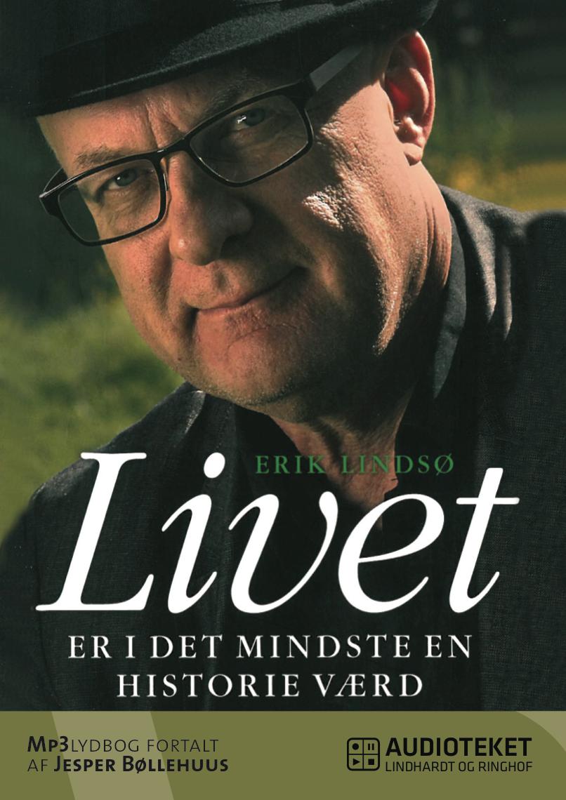 N/A Livet er i det mindste en historie værd - e-lydbog fra bog & mystik