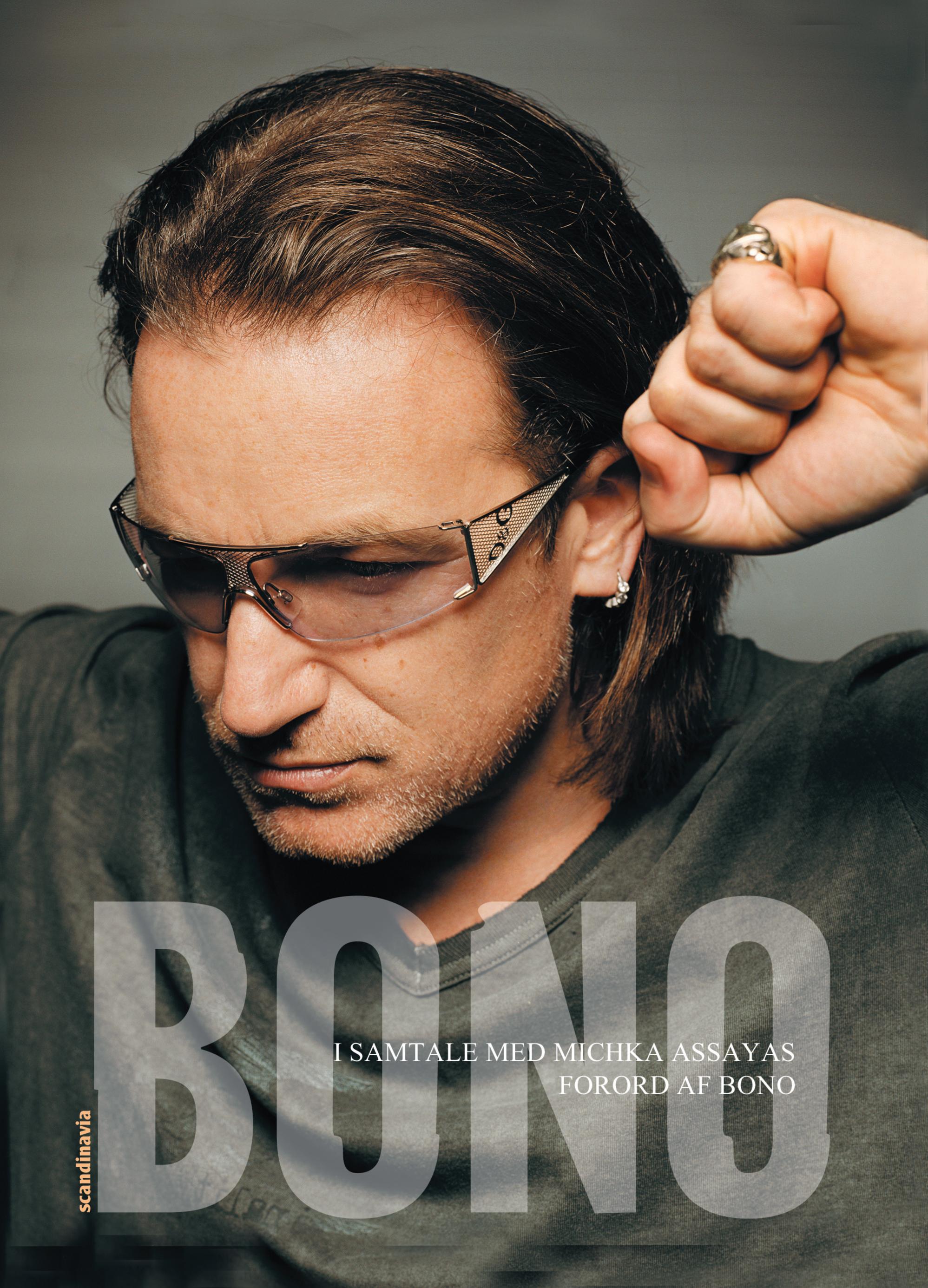 Image of   Bono - E-lydbog