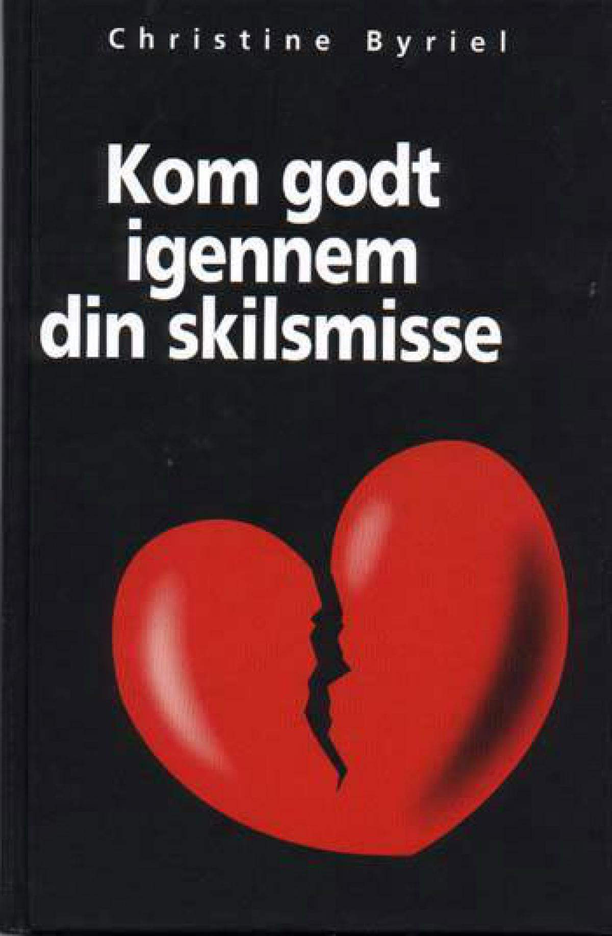 N/A Kom godt igennem din skilsmisse - e-bog på bog & mystik