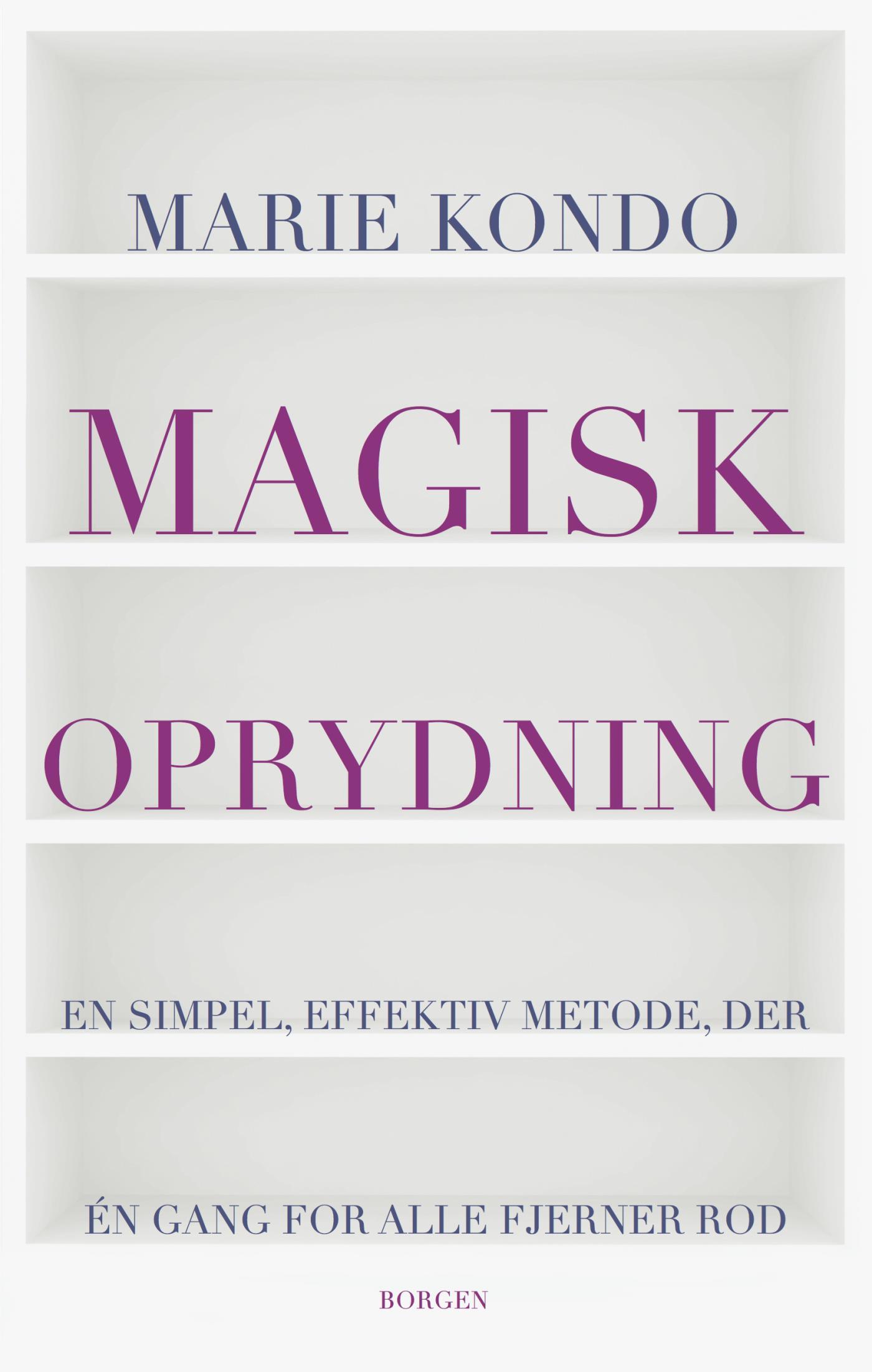 N/A Magisk oprydning - e-bog på bog & mystik