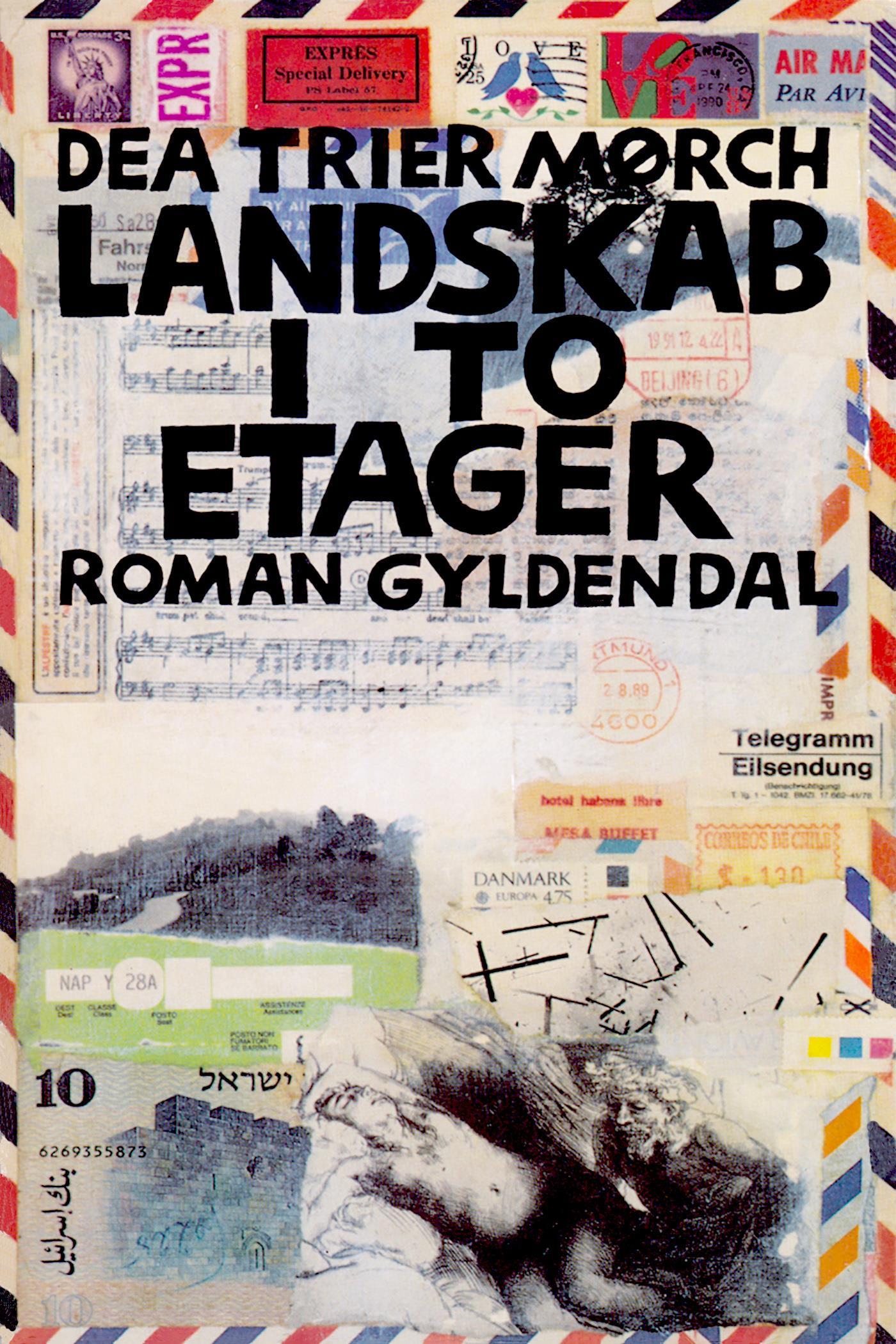 Image of   Landskab i to etager - E-bog