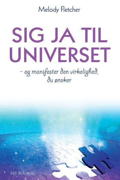 Sig ja til universet - E-lydbog