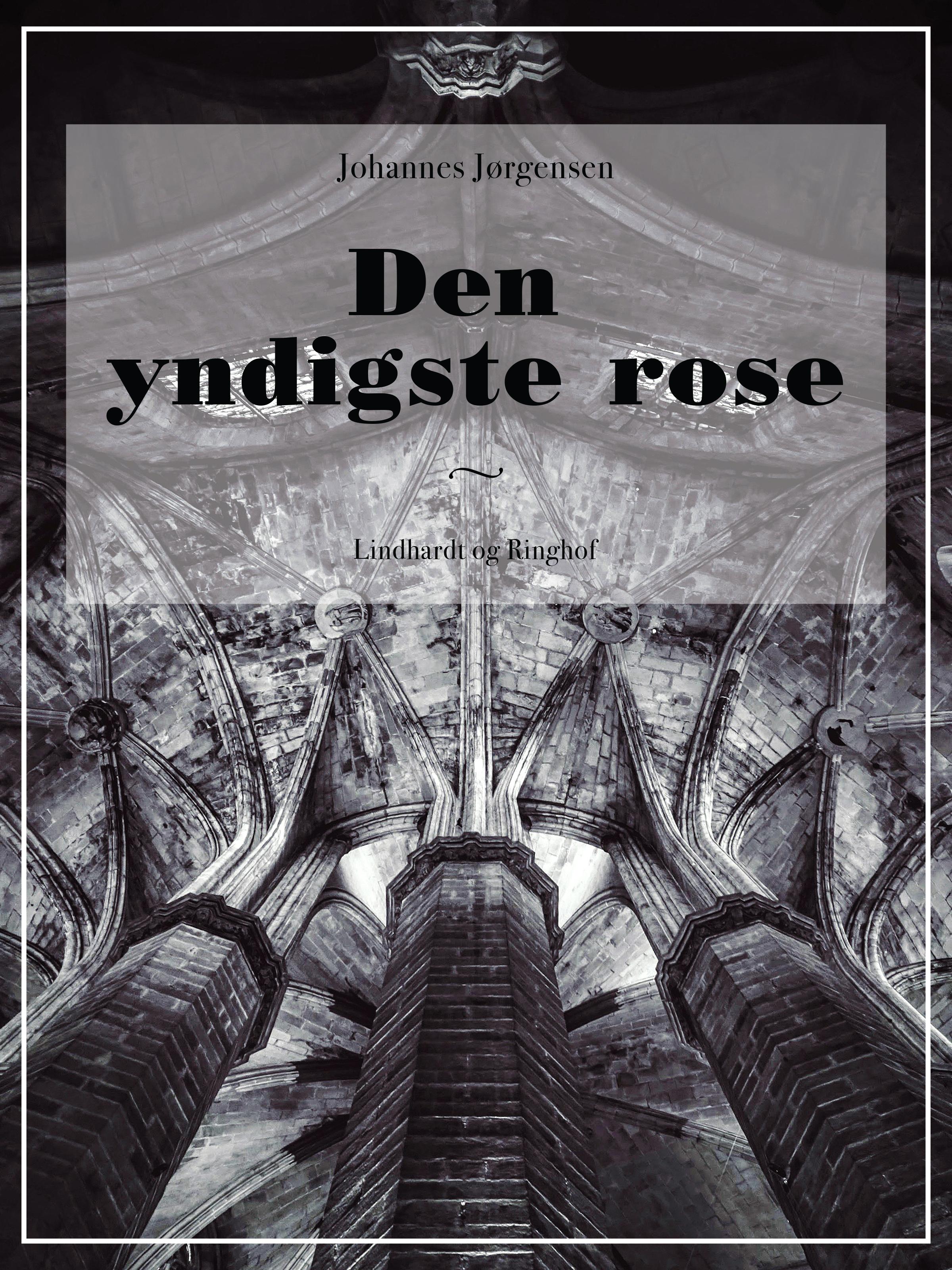 N/A Den yndigste rose - e-bog på bog & mystik