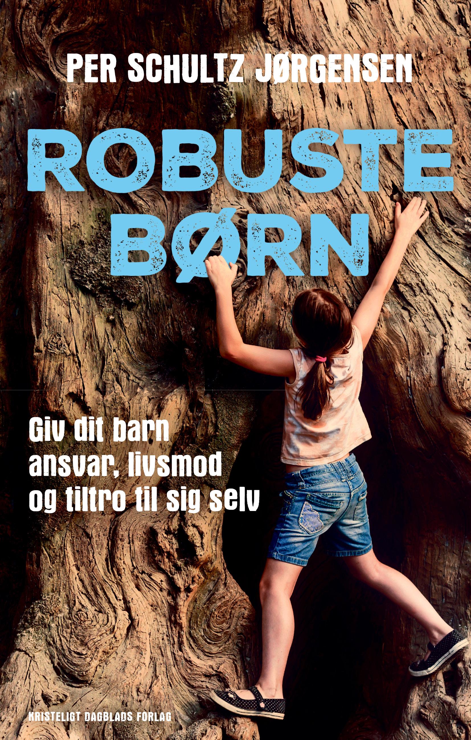 Robuste børn - E-bog