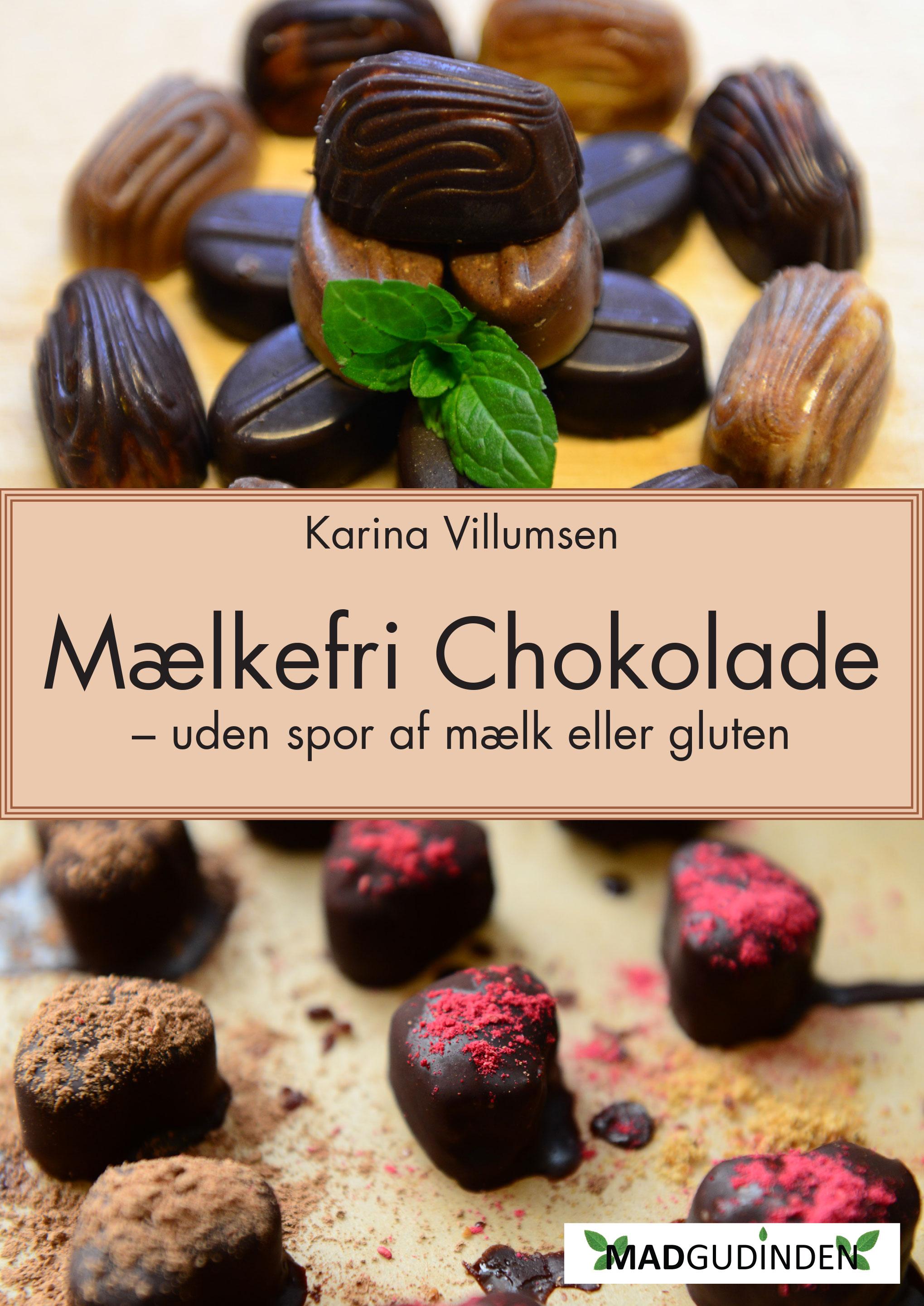 N/A – Mælkefri chokolade - e-bog fra bog & mystik