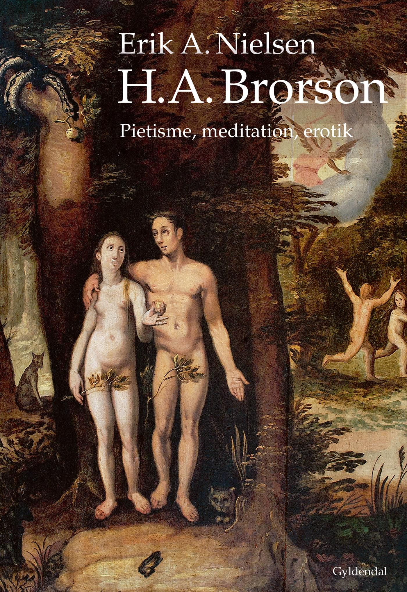 H.a. brorson - e-bog fra N/A fra bog & mystik