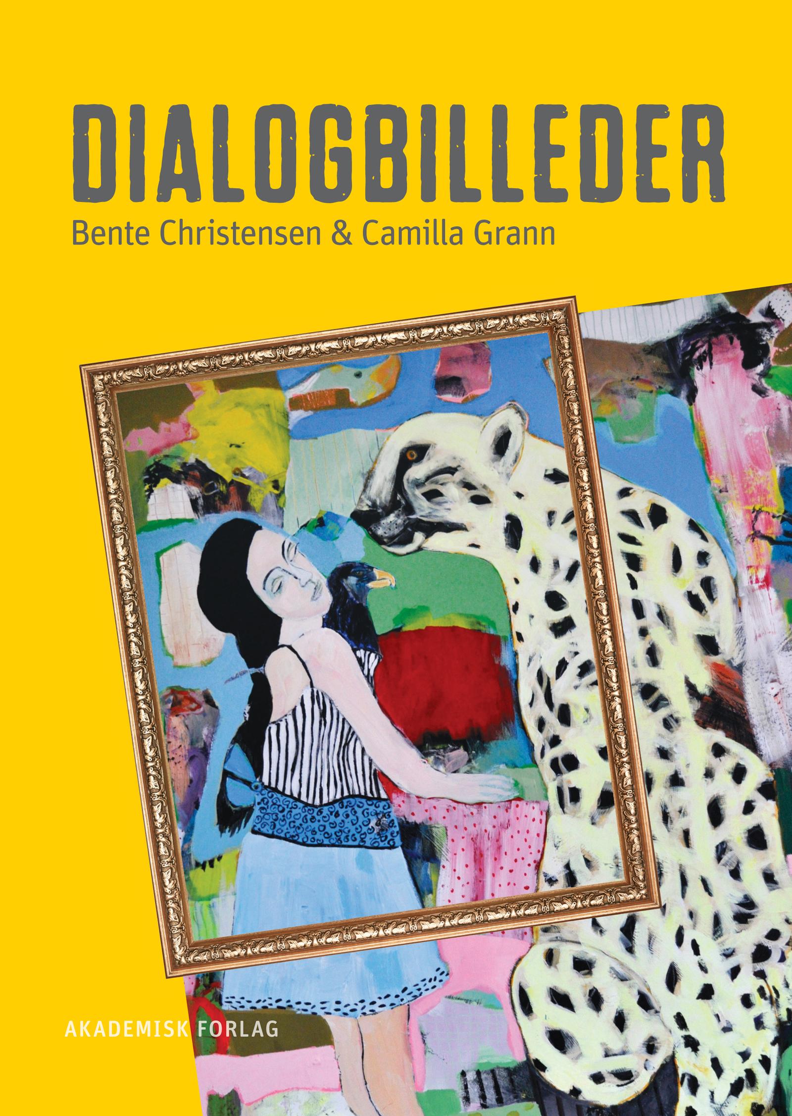 N/A Dialogbilleder - e-bog på bog & mystik
