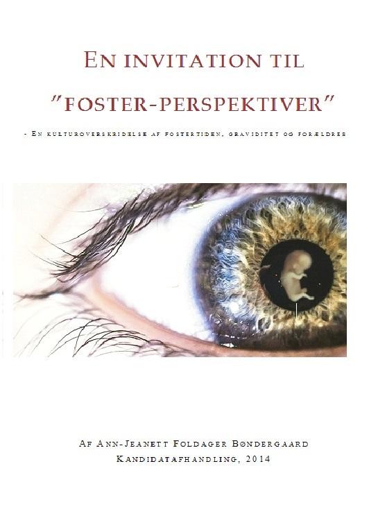 """En invitation til """"foster-perspektiver"""" - e-bog fra N/A fra bog & mystik"""