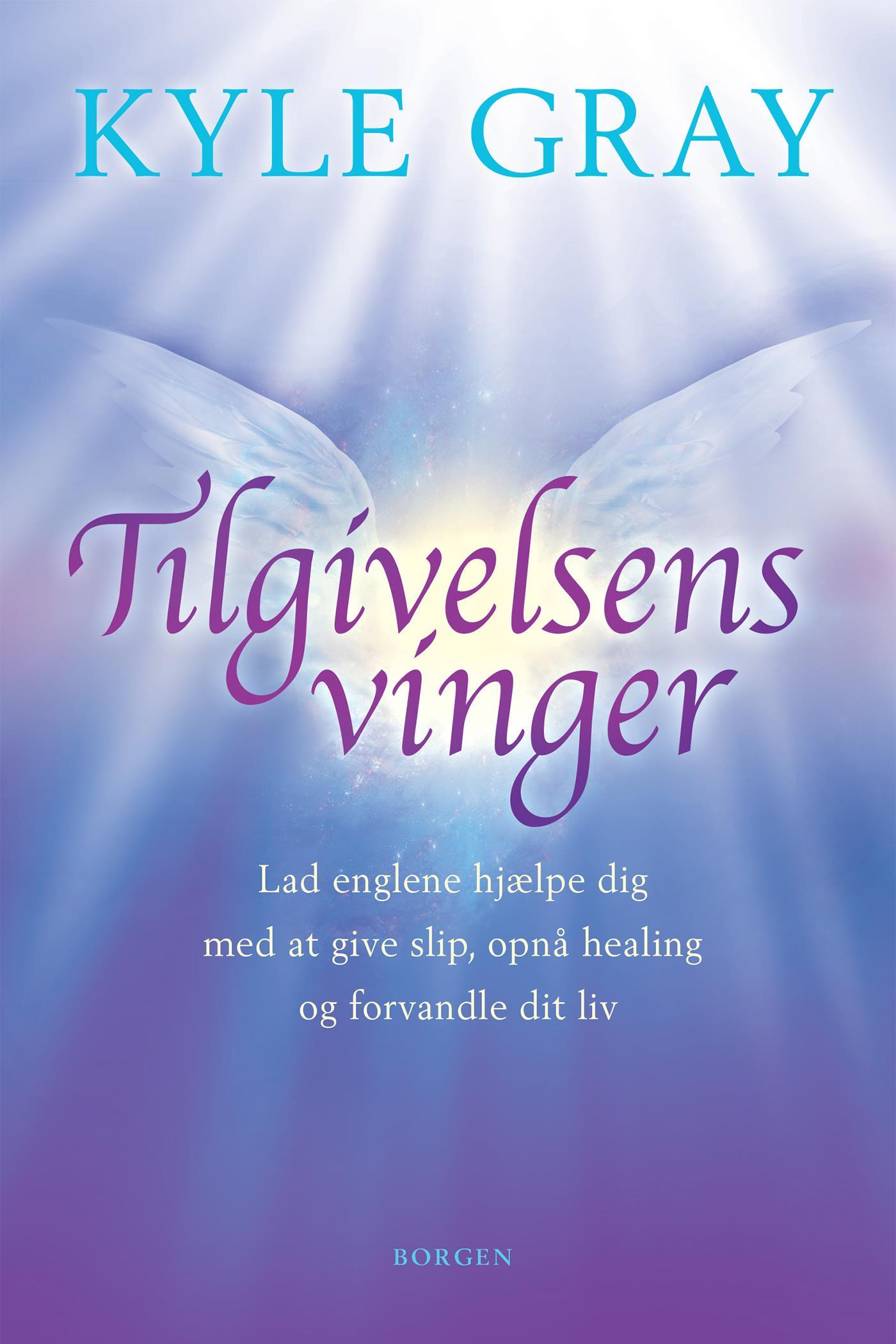 Tilgivelsens vinger - E-bog