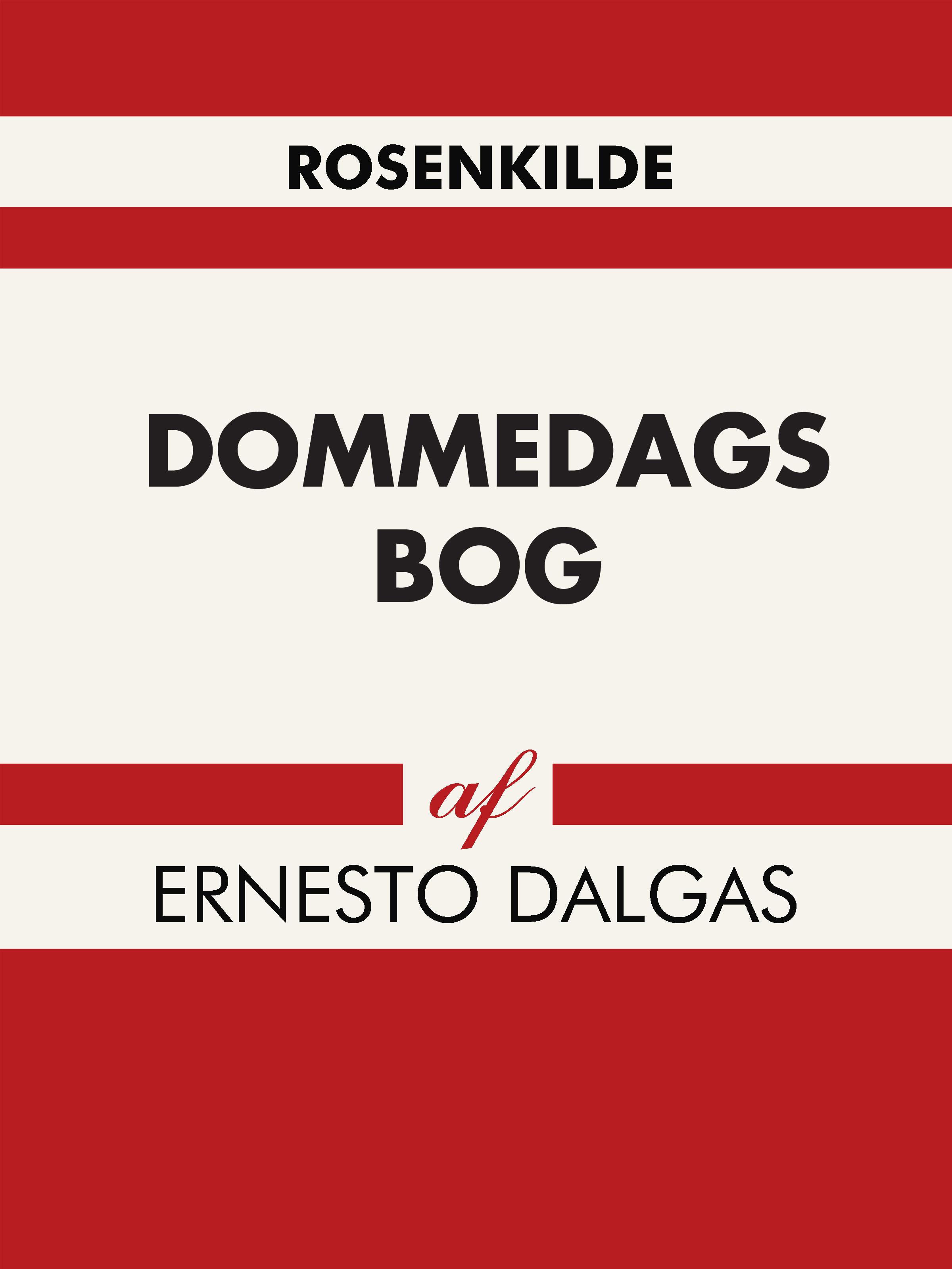 N/A Dommedags bog - e-bog fra bog & mystik