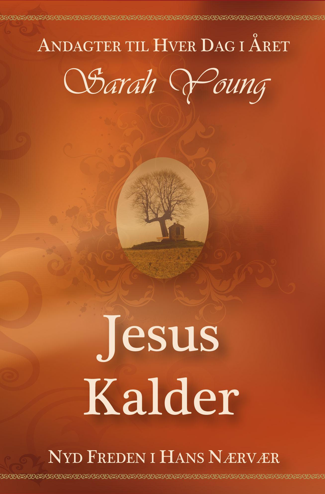 N/A – Jesus kalder - e-lydbog fra bog & mystik