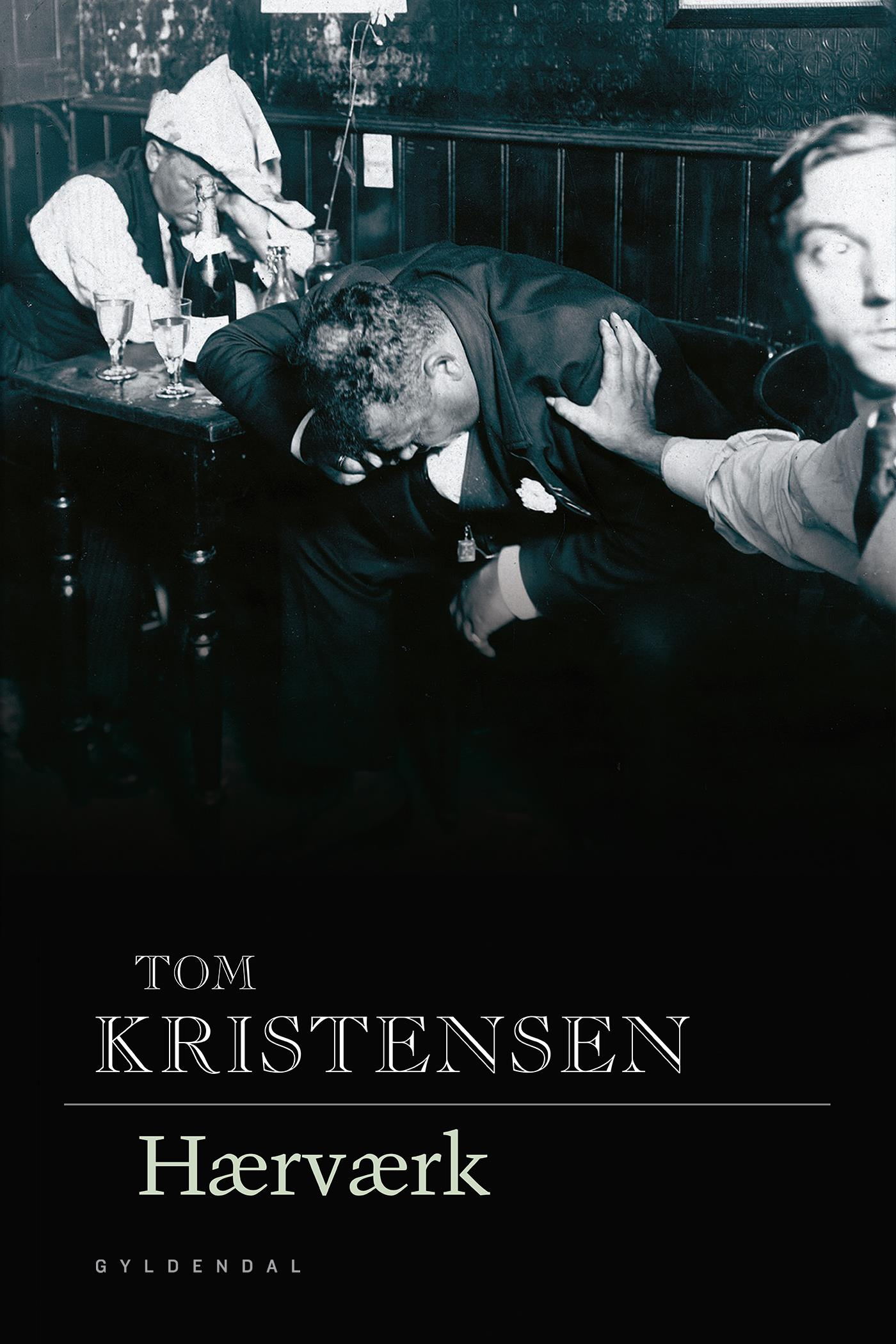 N/A – Hærværk - e-bog på bog & mystik