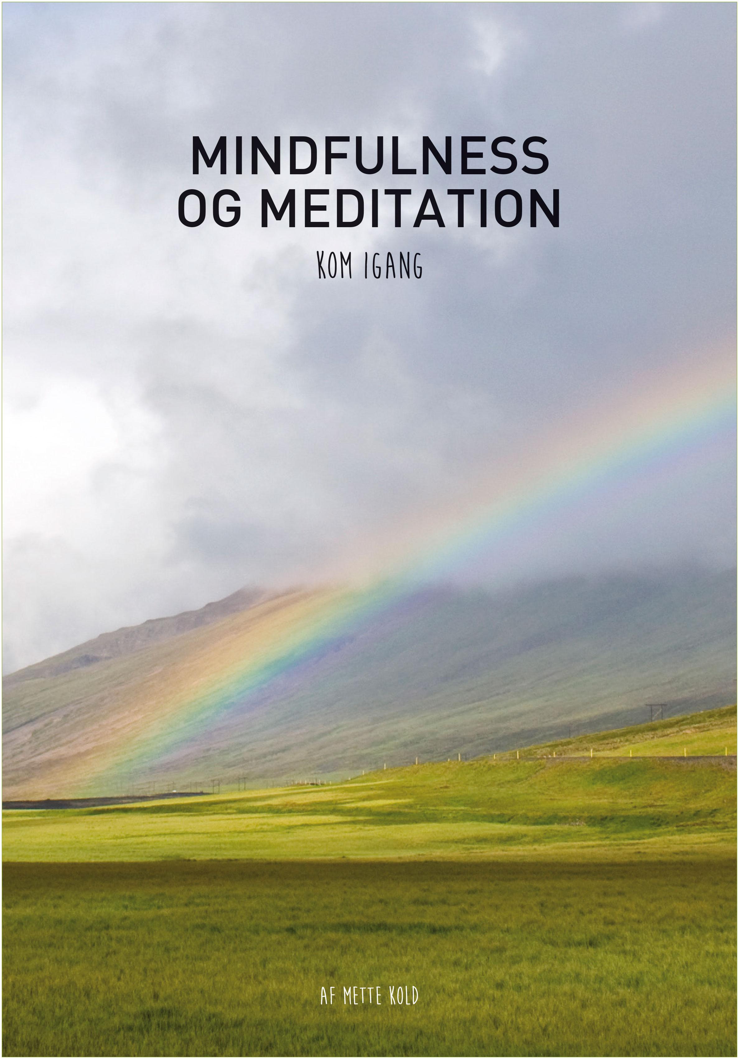 N/A – Kom igang med mindfulness og meditation - e-bog fra bog & mystik