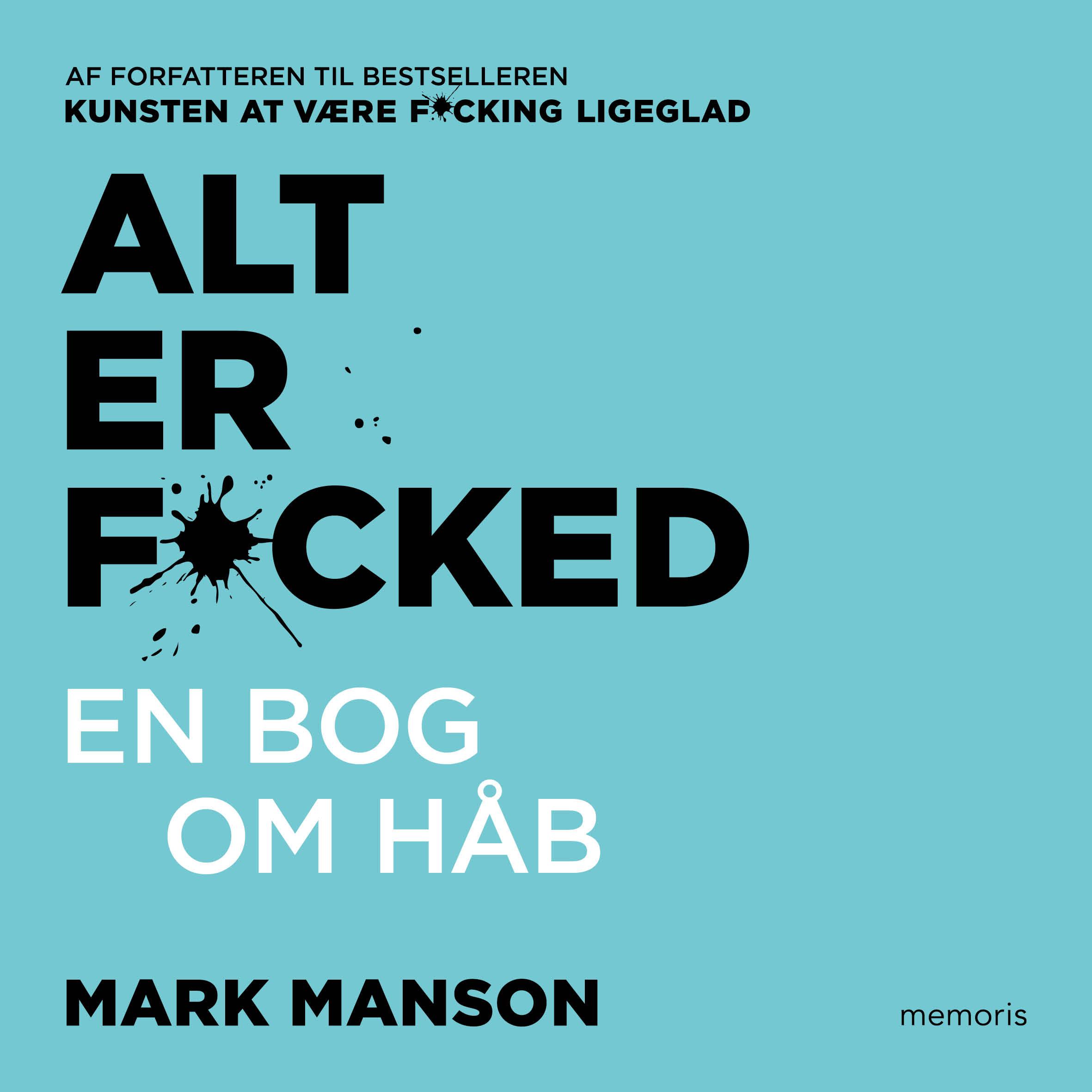 Image of   Alt er fucked - E-lydbog