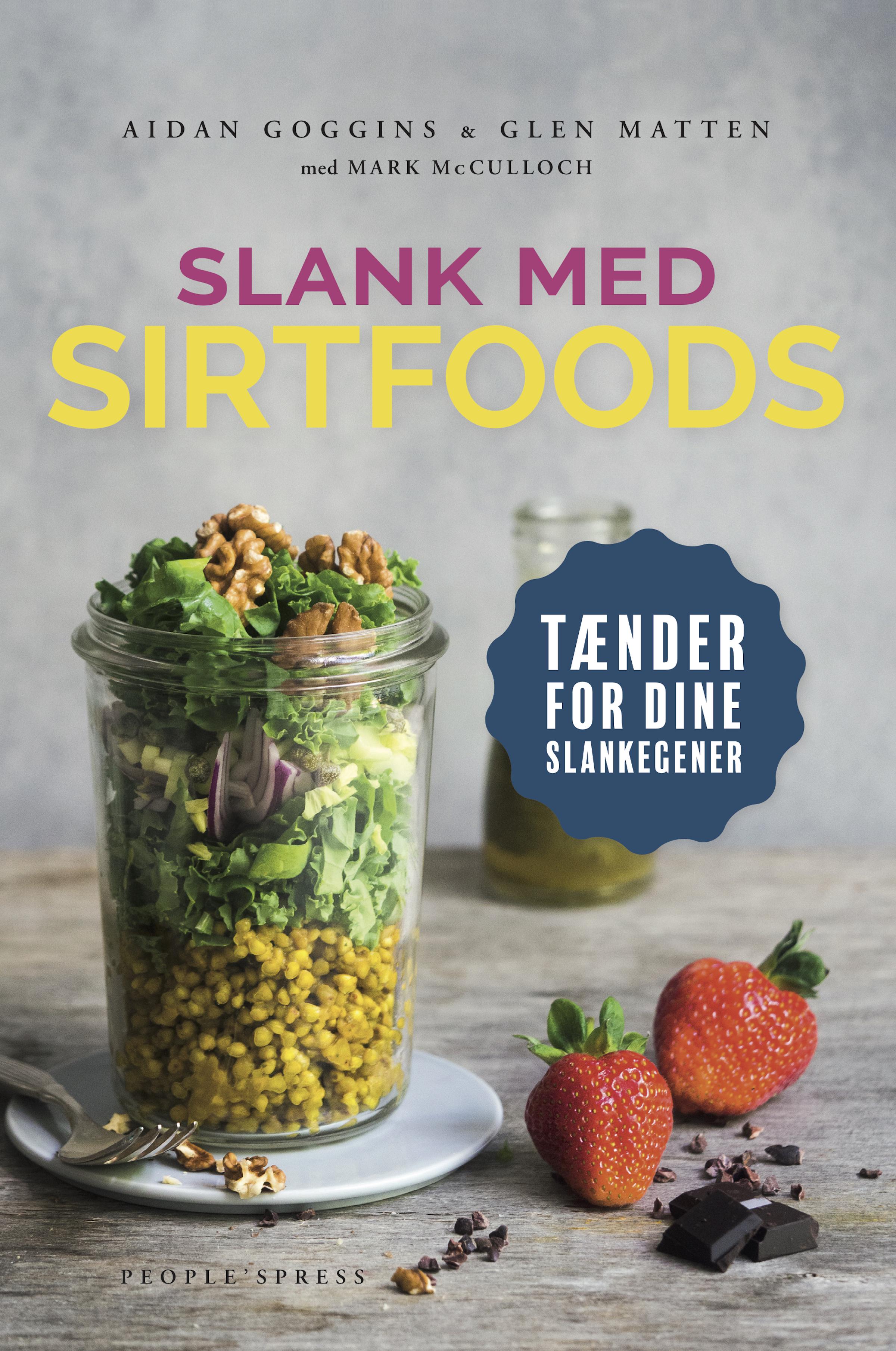 Image of   Slank med SIRT-foods - E-bog