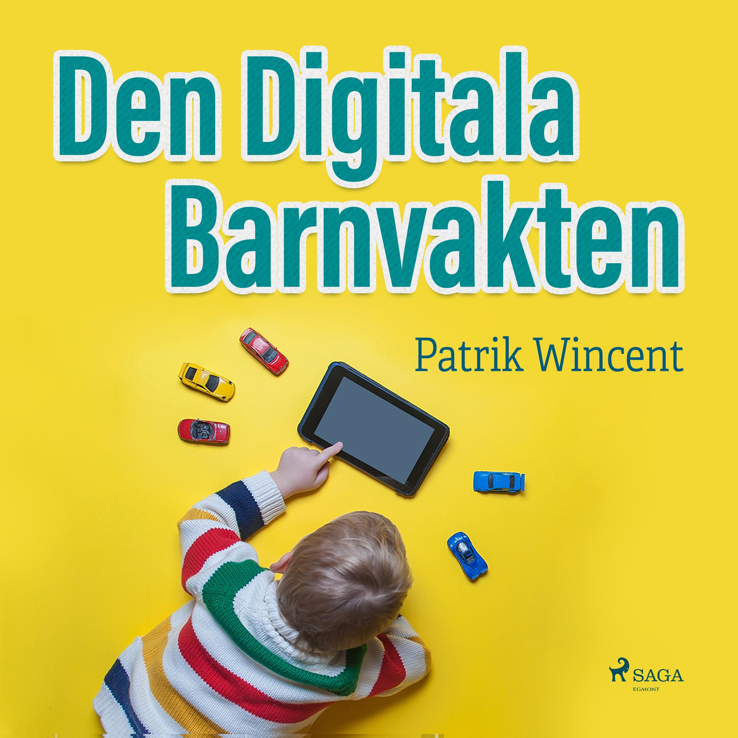 Den digitala barnvakten - E-lydbog