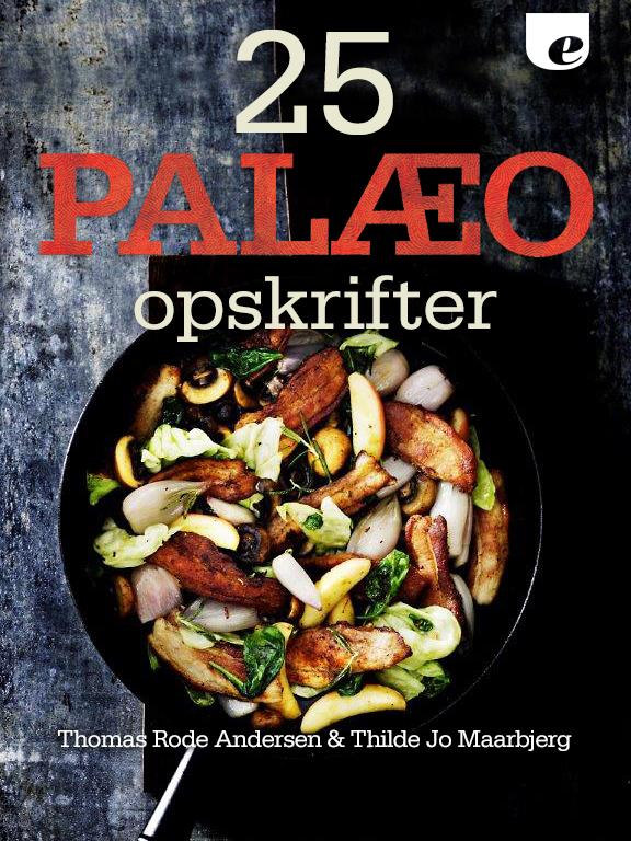 Image of   25 palæoopskrifter - E-bog