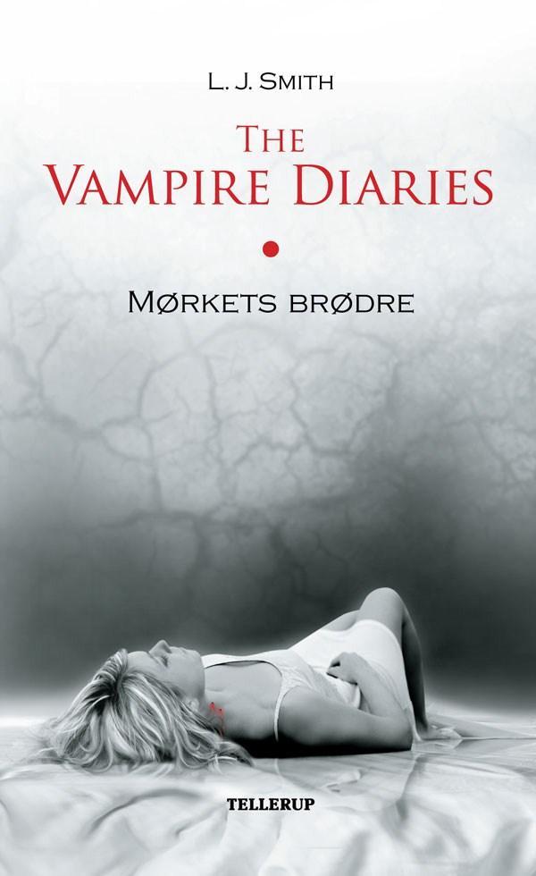 N/A The vampire diaries #1: mørkets brødre - e-lydbog på bog & mystik