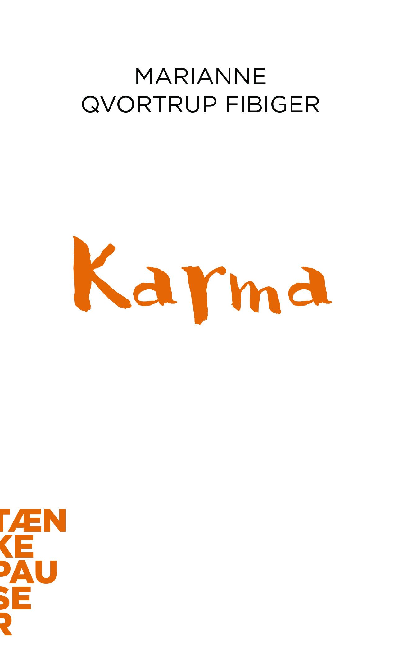 Karma - E-lydbog