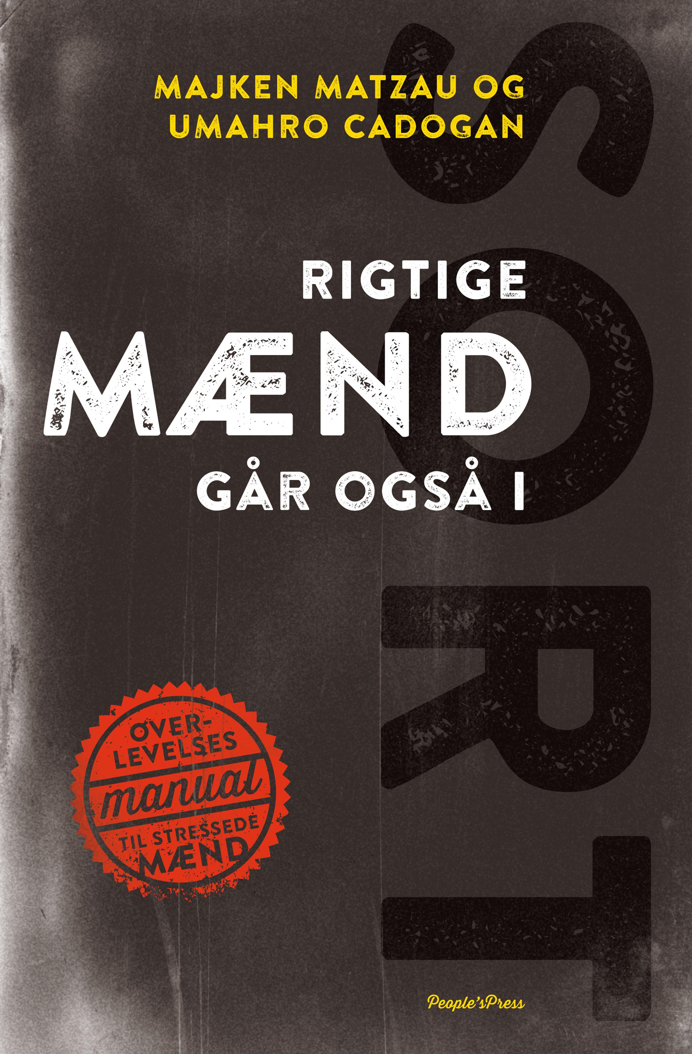 Image of   Rigtige mænd går også i sort - E-bog
