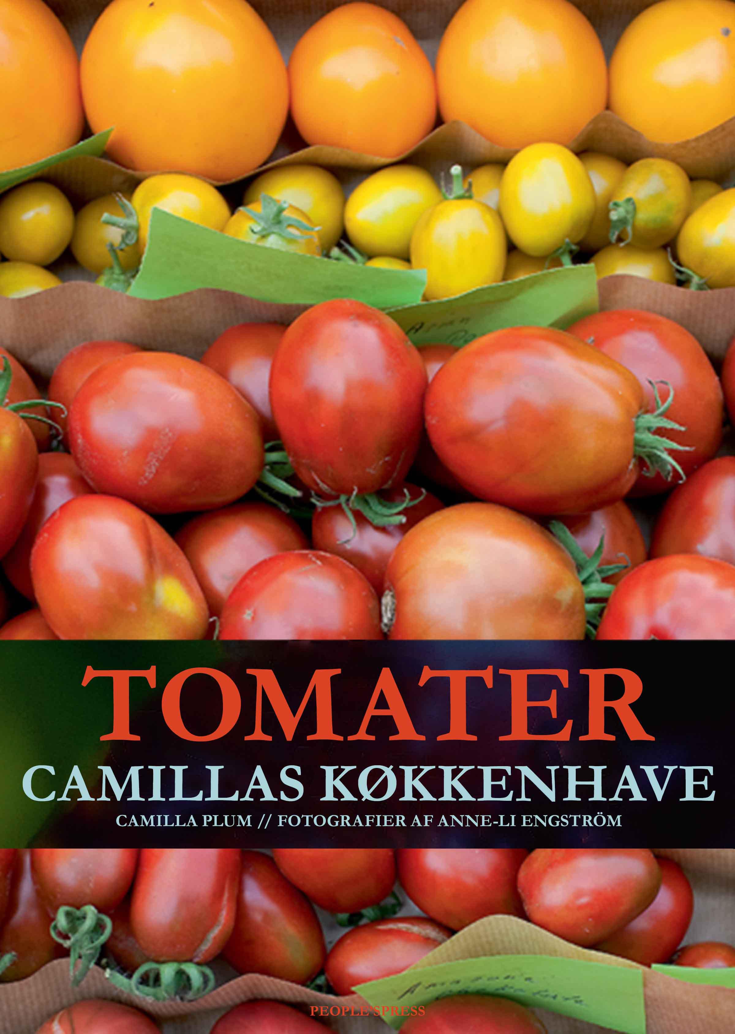 Tomater - camillas køkkenhave - e-bog fra N/A fra bog & mystik
