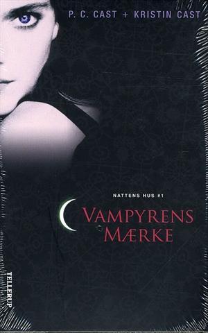 N/A Nattens hus #1: vampyrens mærke - e-lydbog fra bog & mystik