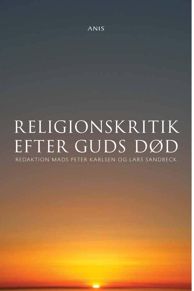 N/A – Religionskritik efter guds død - e-bog fra bog & mystik