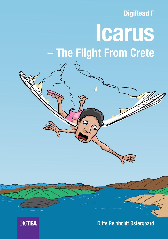 N/A Icarus - the flight from crete  - e-bog fra bog & mystik