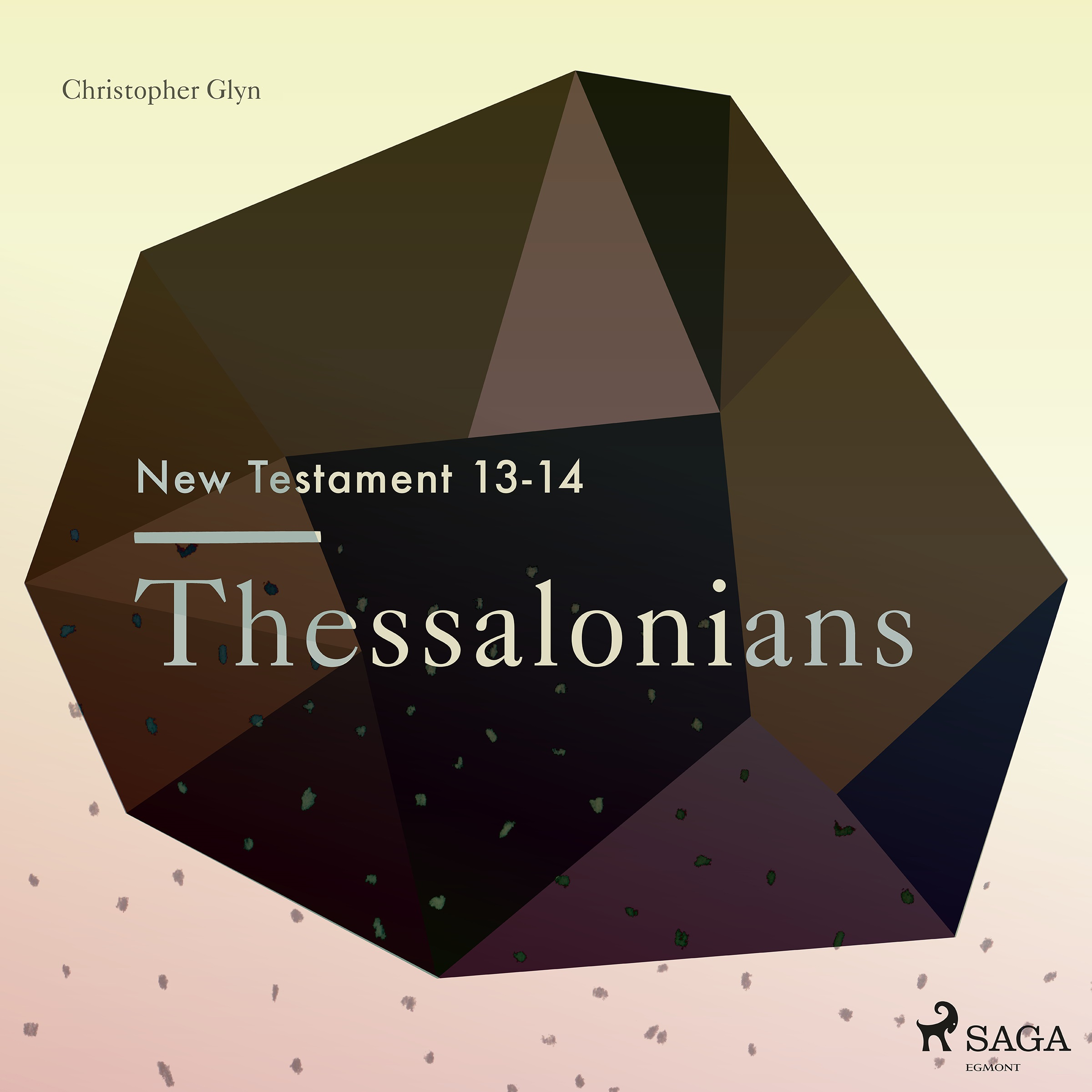 Image of   The New Testament 13-14 - Thessalonians - E-lydbog