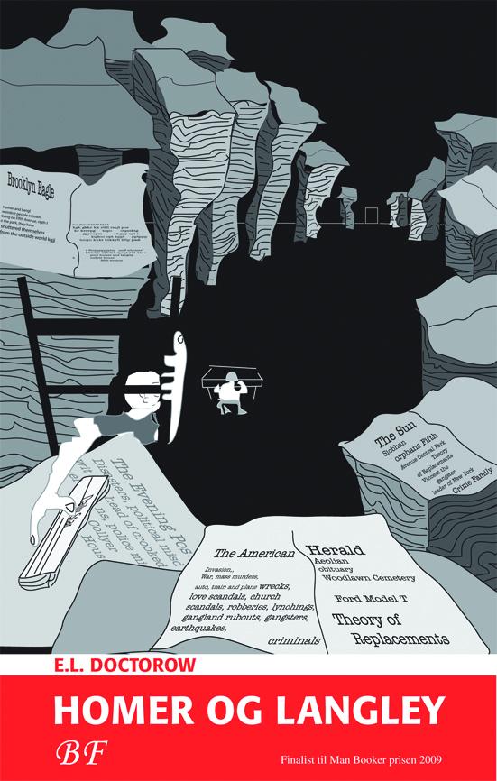 N/A – Homer og langley - e-bog på bog & mystik
